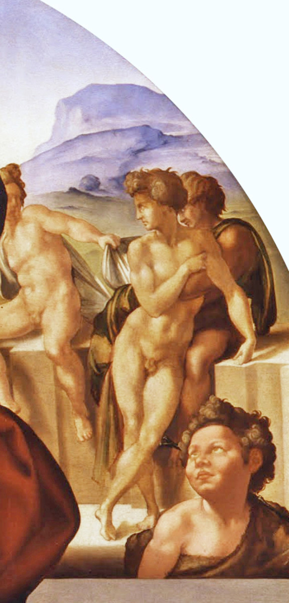 Detail of the Nudes