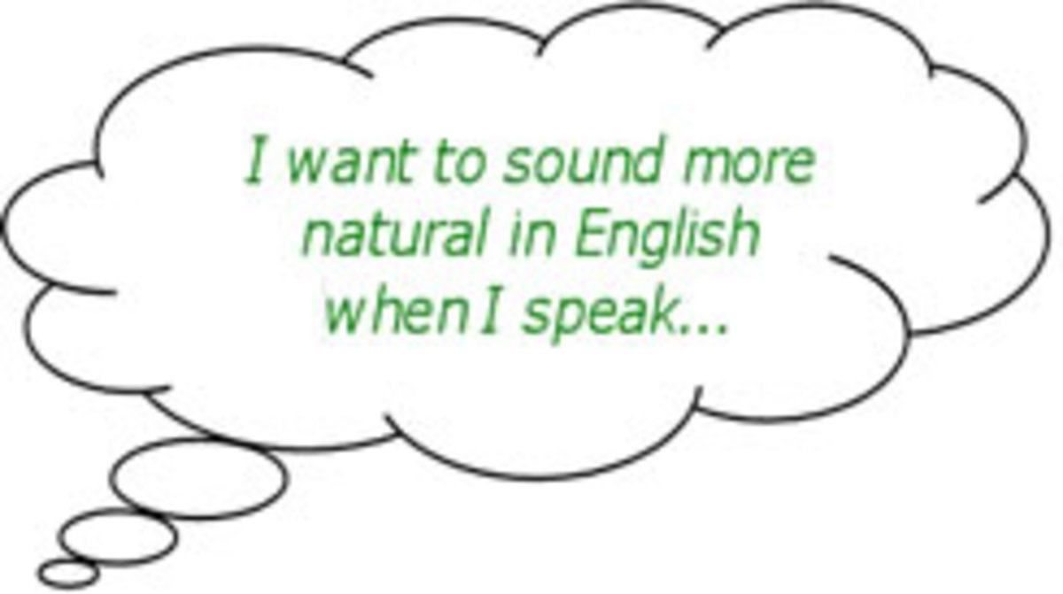 If you want to sound more natural English when you speak, you should learn how stress affects the meaning of the sentence.