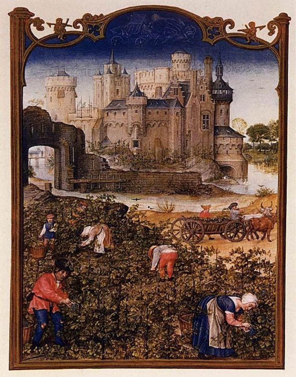 Peasants of Medieval Europe