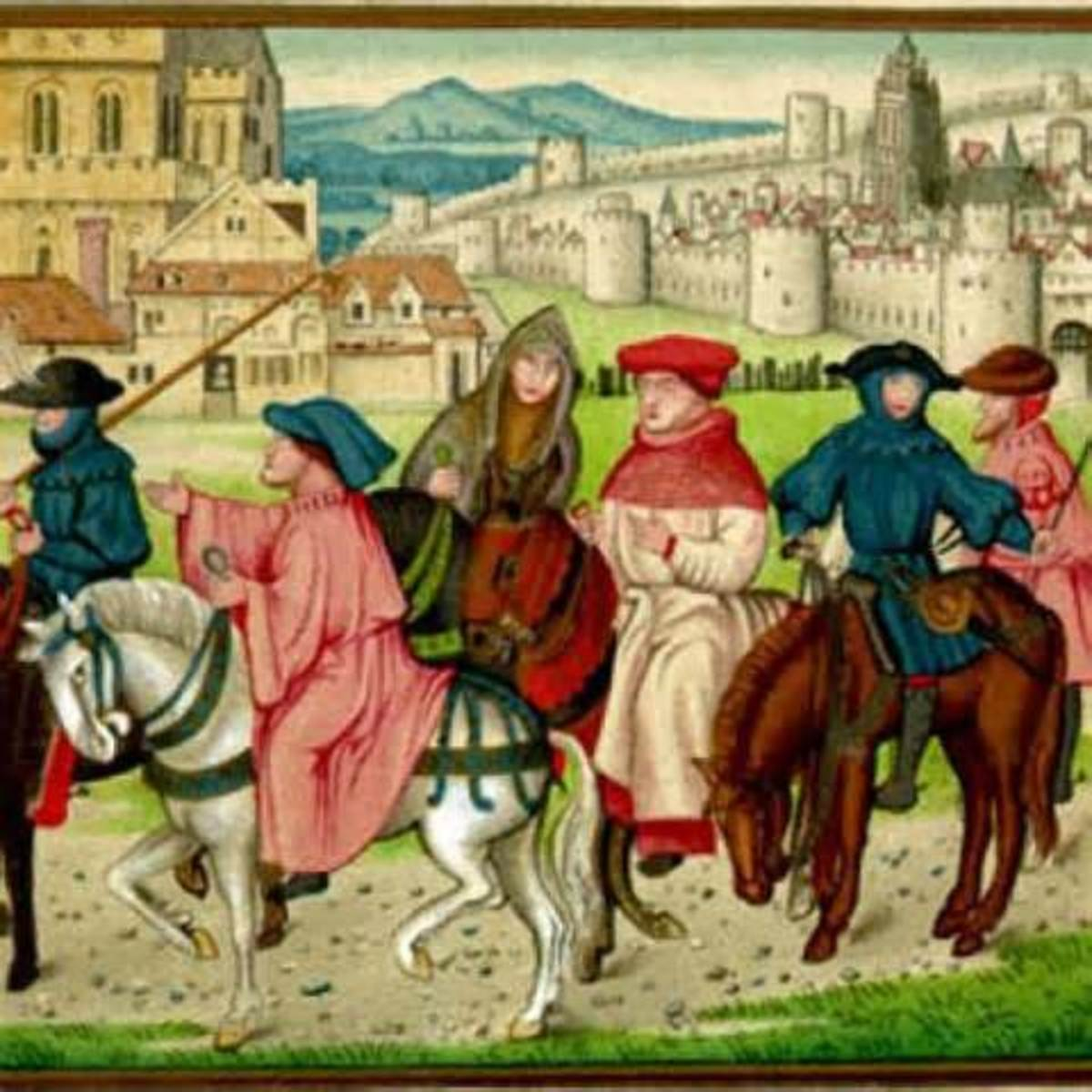 various-interruptions-in-the-canterbury-tales