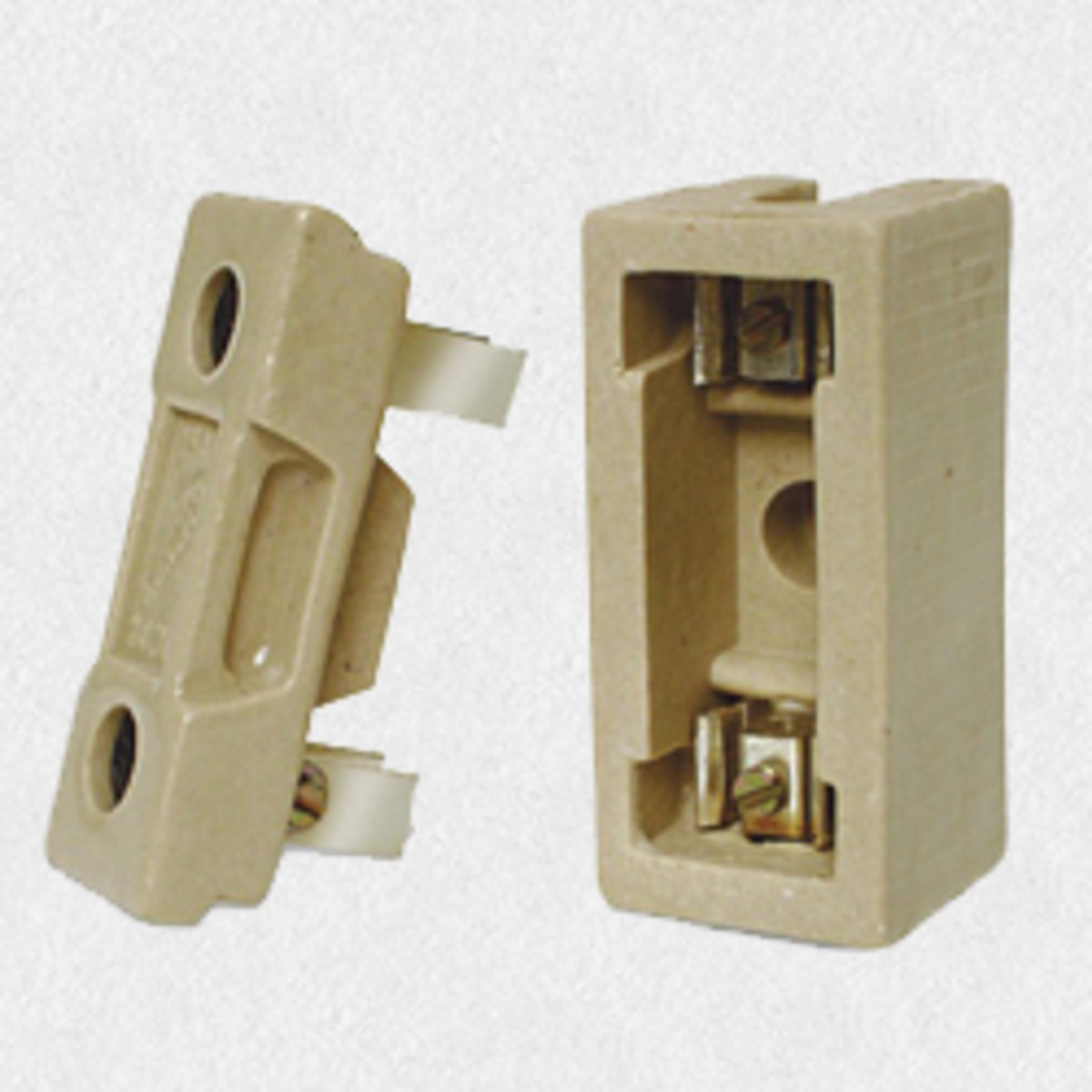 A Glass Or Ceramic Fuses