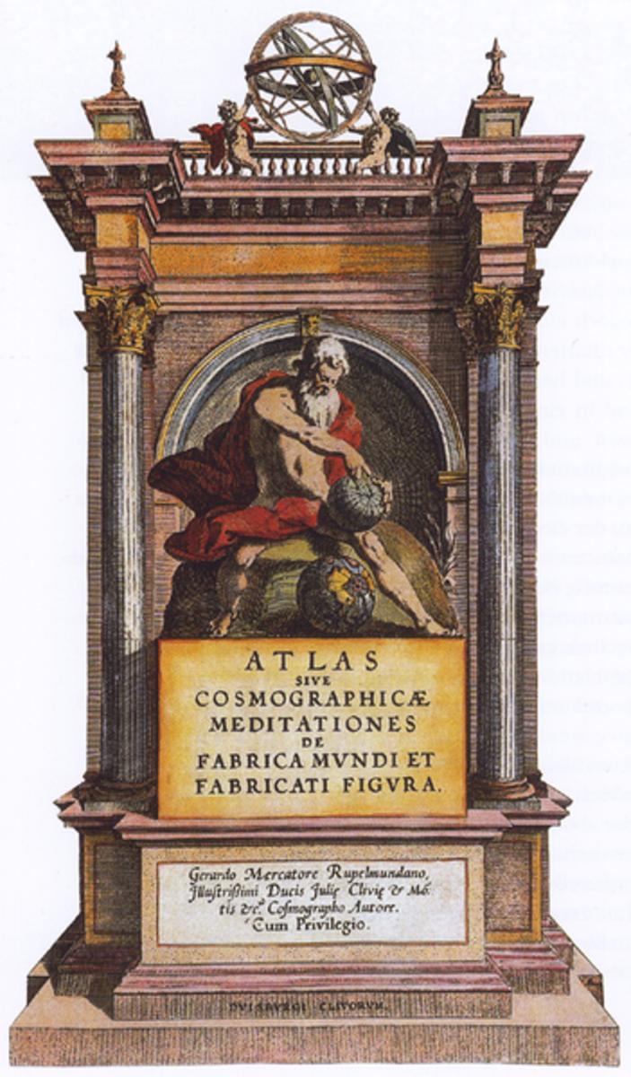 Gerhard Mercators (1512–1594) PD-art-100