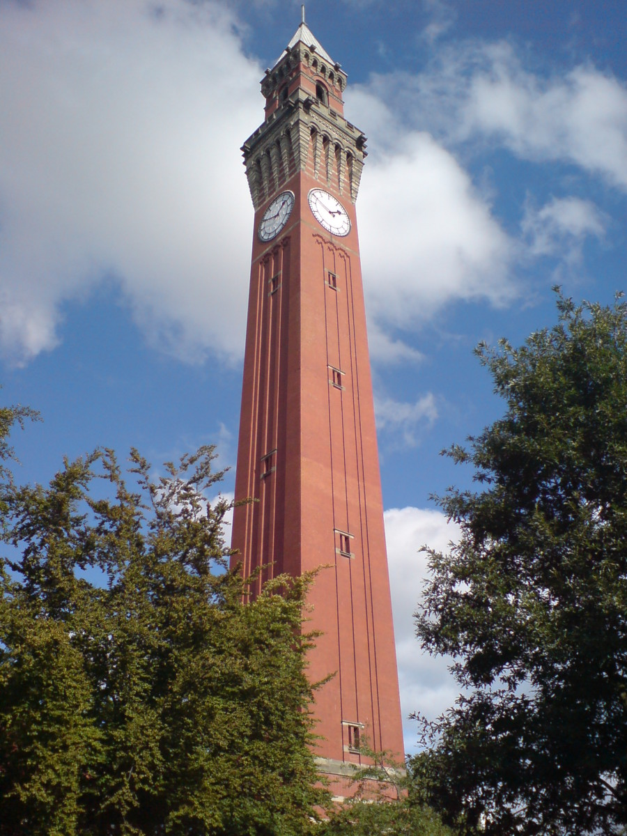 Joseph Memorial Clock Tower