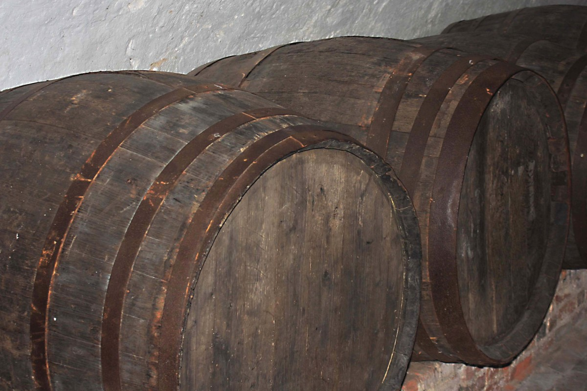 The 12th century Cellar is the oldest room in the castle and it is also the entry point for a tour of all the castle rooms