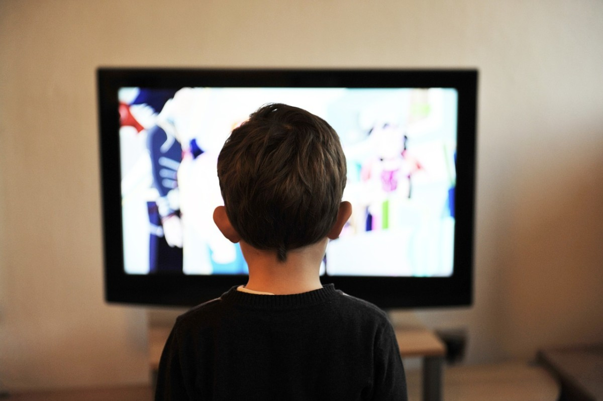 How has new technology changed the way children view images?
