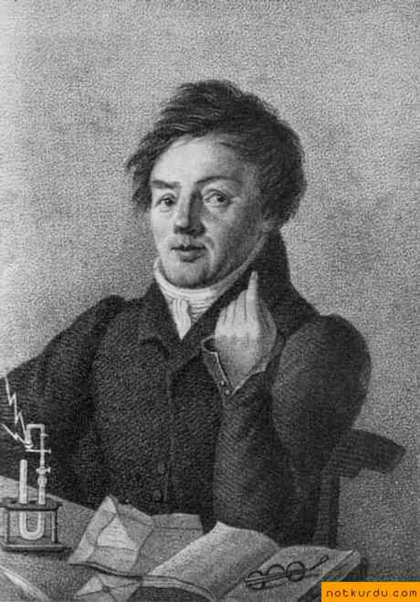 Johann Wolfgang Dobereiner classified the elements in groups of 3 called triads.