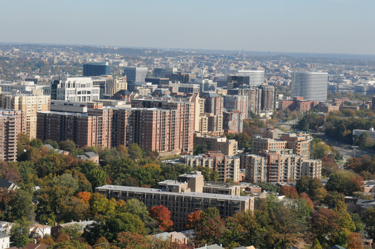 Arlington Virginia: currently implementing smart growth design as a requirement.