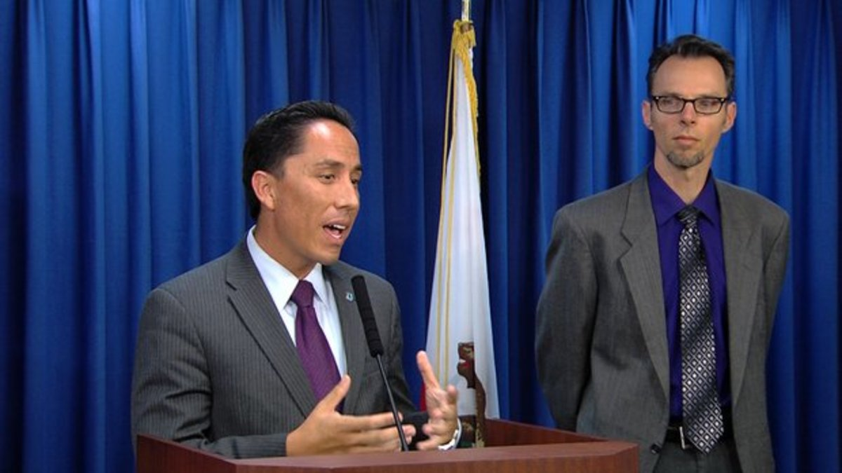 San Diego City Council President Todd Gloria talks about increasing the local minimum wage to $13.09.