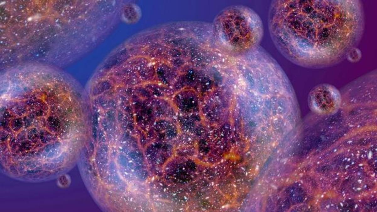 The possible multiverse.