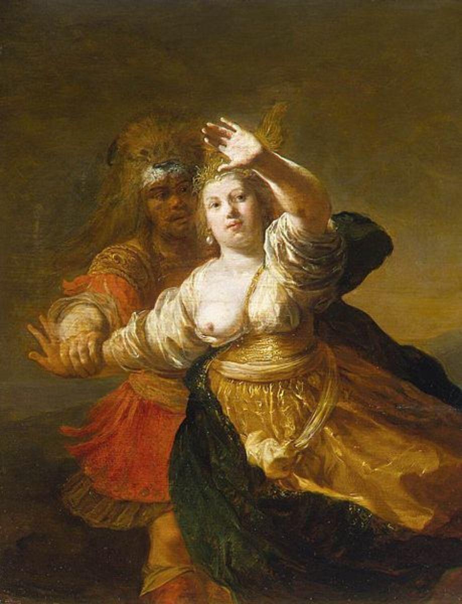 Nikolaus Knüpfer (1609–1655)  PD-art-100