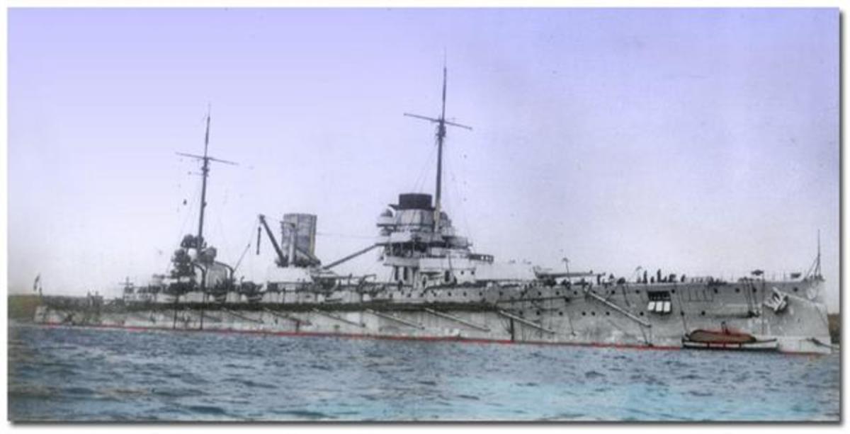 From a Pre-WW1 Postcard