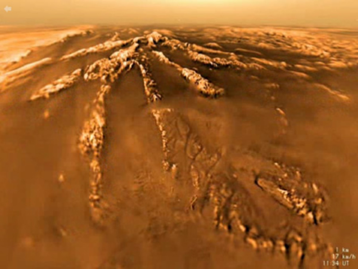 huygens-mission-on-titan