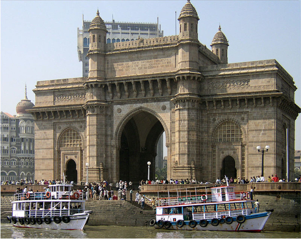The city of Mumbai (Bombay), India seems to be a beloved and active character in the book.