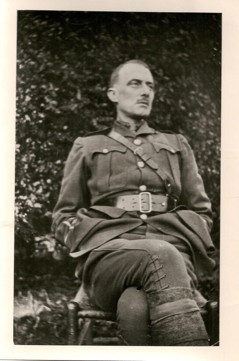 Second Lieutenant Philip Edward Thomas