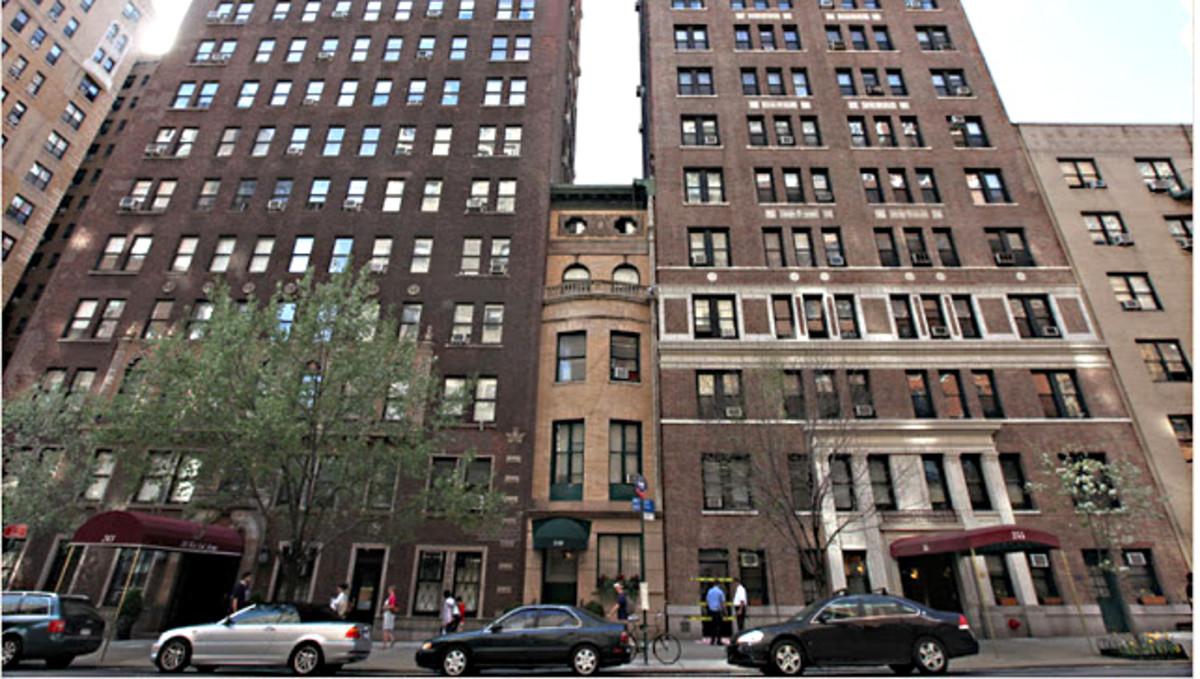 No 249 West End Avenue, New York City