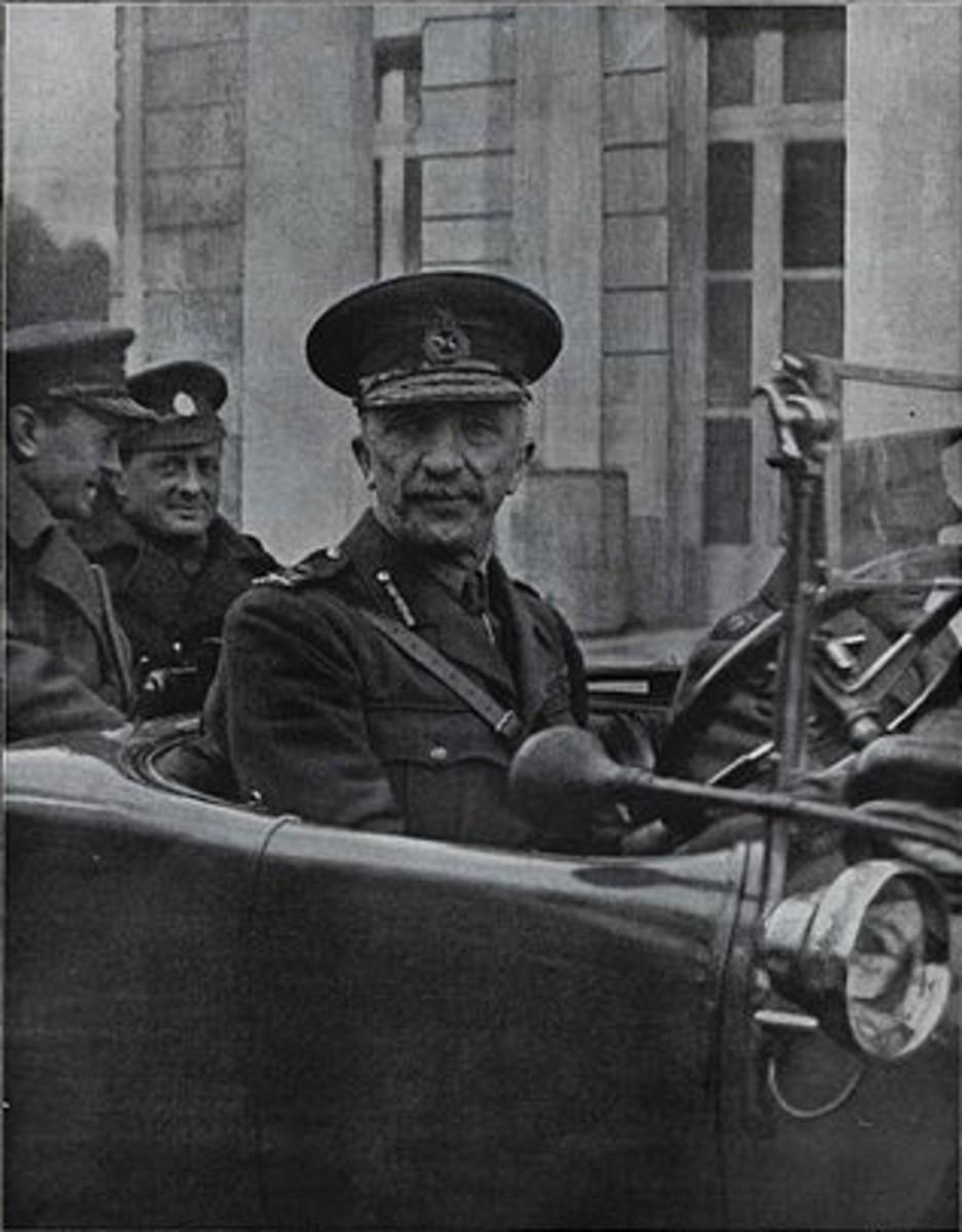Lt. General Sir Henry Wilson (circa 1918)