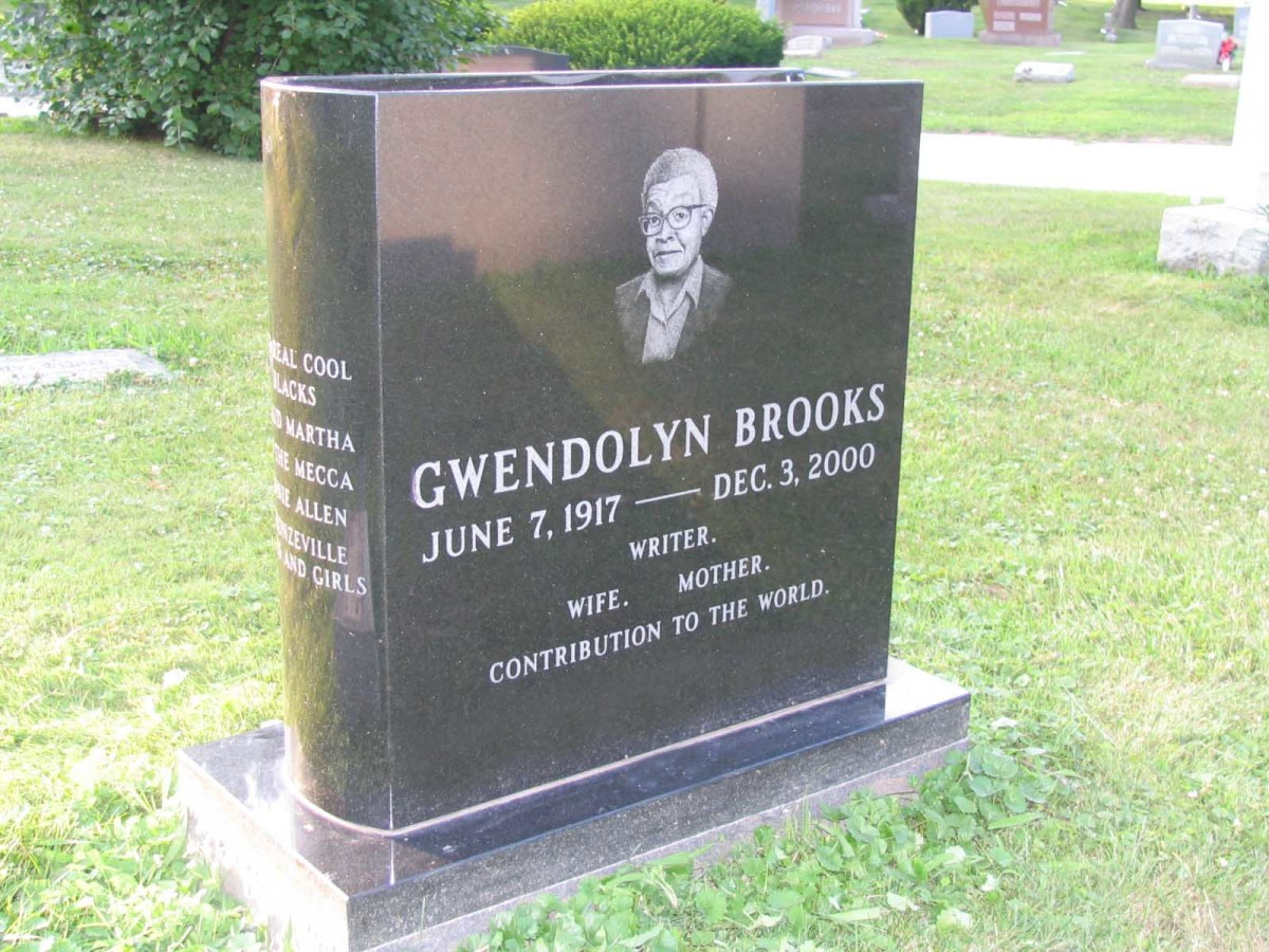 Gwendolyn Brooks - Tombstone