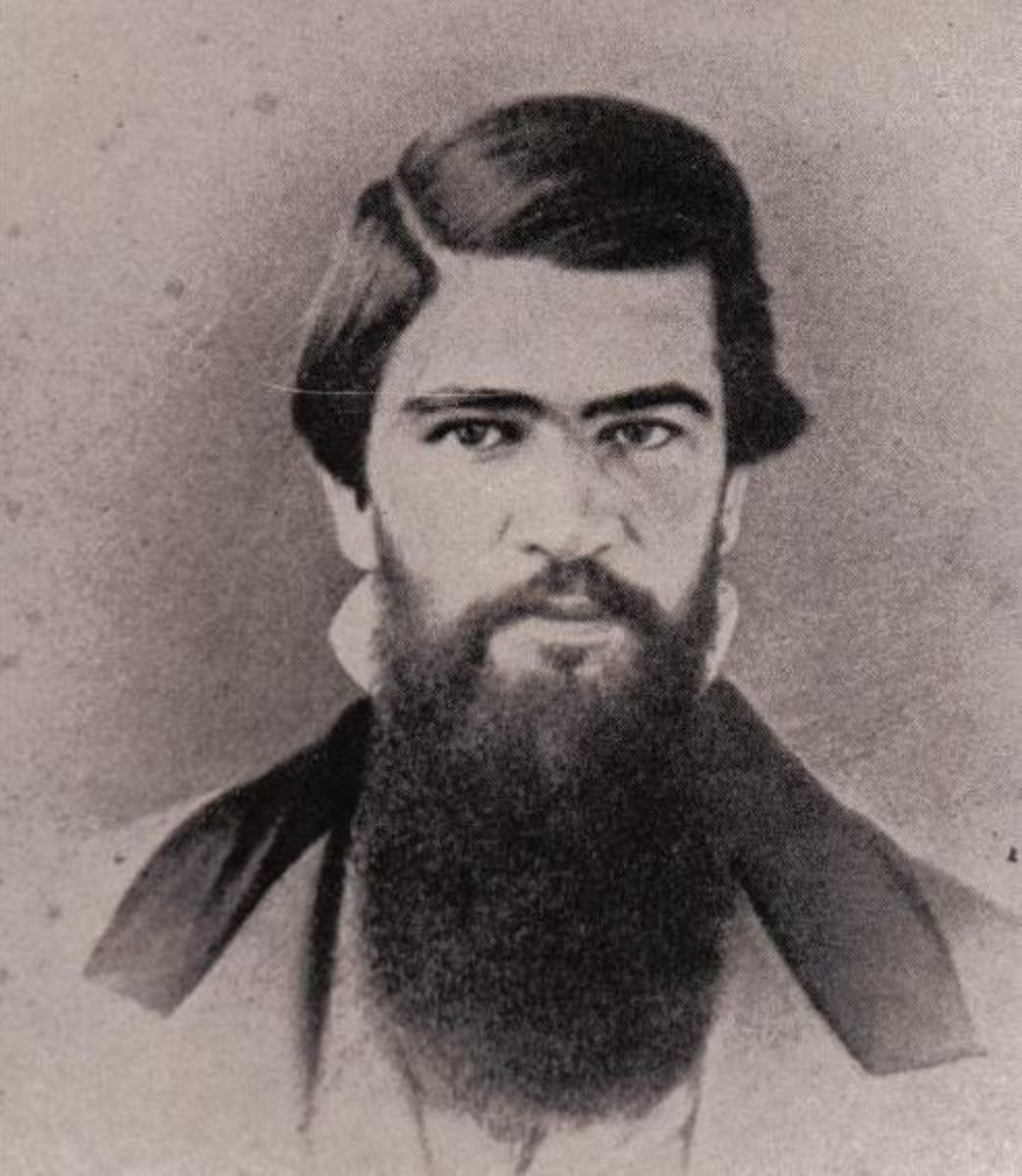 Colonel Turner Ashby