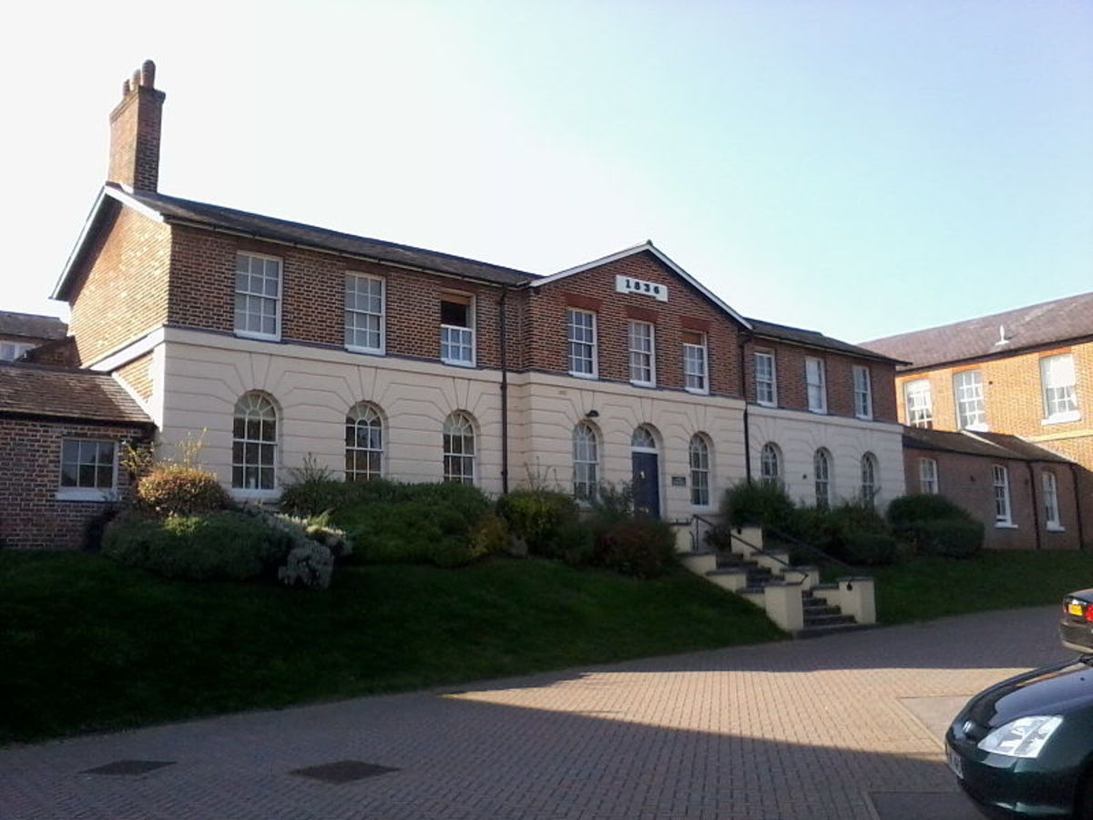 Andover workhouse is now a luxury residential building. The earlier inmates would be staggered by the transformation.