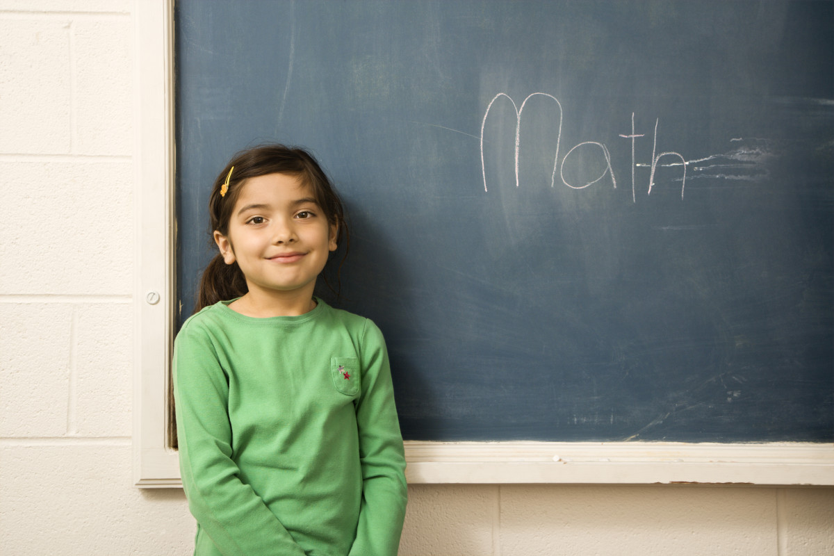 Students can also demonstrate cognitive performance when performing at the chalk board.