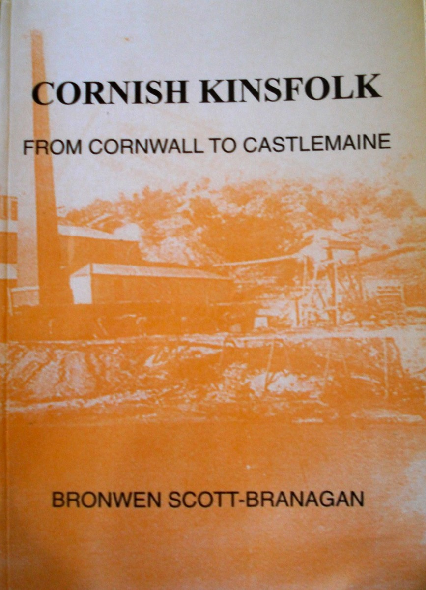 Cornish Kinsfolk (My prize-winning family history)