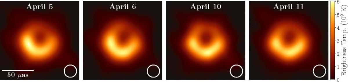 M87's black hole!