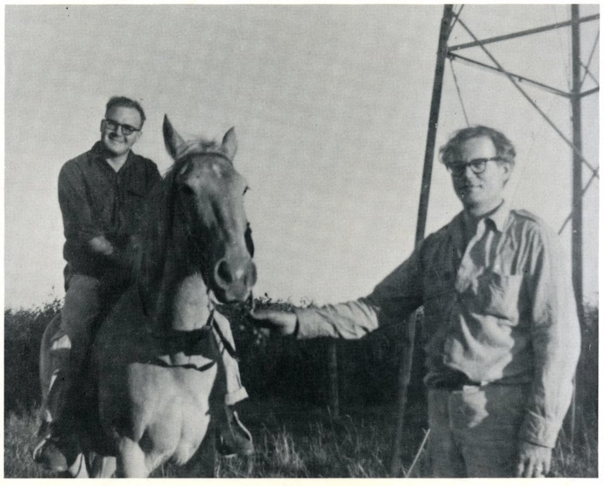 James Wright & Robert Bly