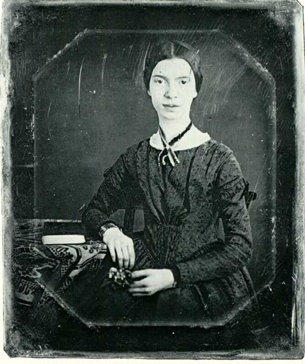 "Emily Dickinson's ""I heard a Fly buzz — when I died —"""