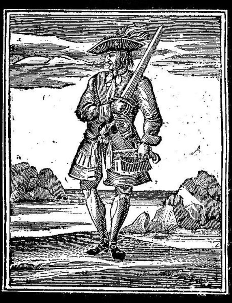Calico Jack was a flamboyant pirate with an amazing life story.