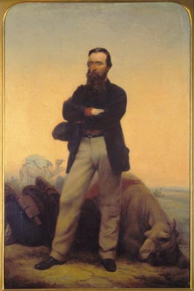 Robert O'Hara Burke.
