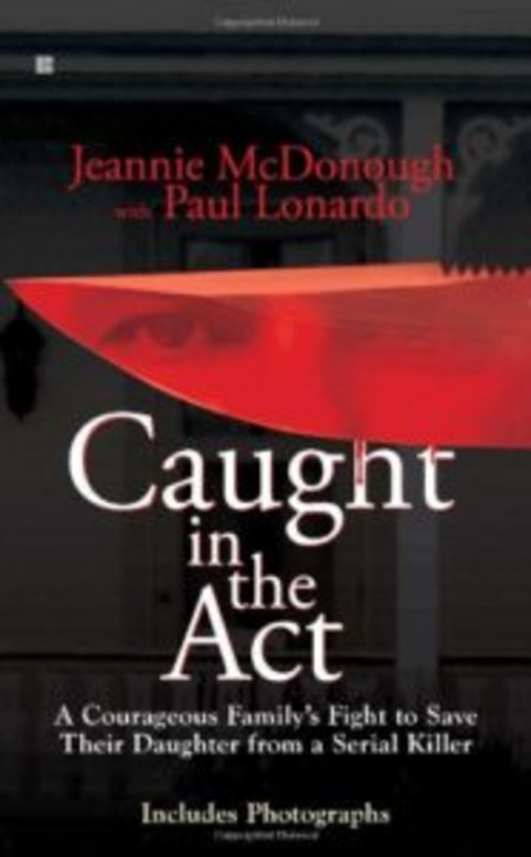 Caught in the Act by Jeannie McDonough with Paul Lonardo