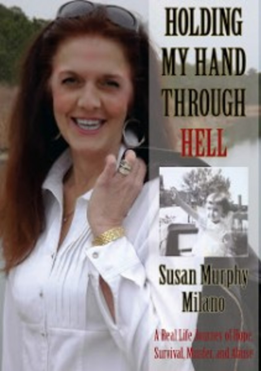 Holding My Hand Through Hell by Susan Murphy Milano