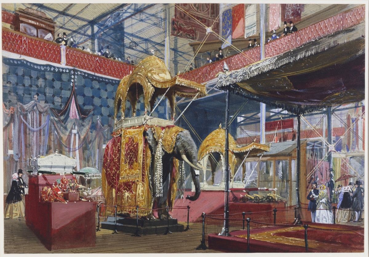 Copyright Her Majesty Queen Elizabeth II 2016. Lockwood Kipling: Arts and Crafts in the Punjab and London at the V&A, supported by the Friends of the V&A.