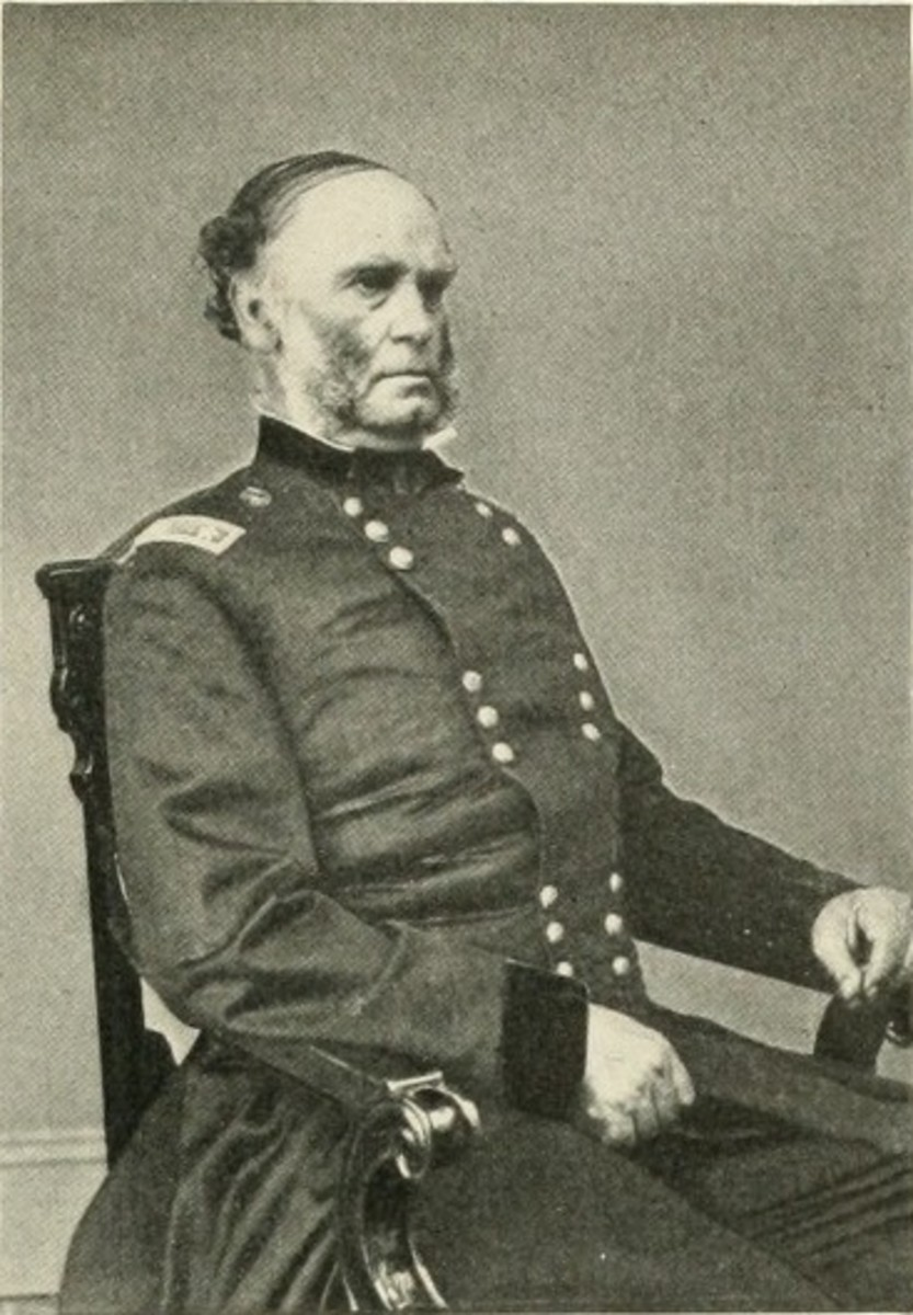 Samuel Curtis the Commander of the Western Union Army was fifty-seven years old and still feeling the effects of the Pea Ridge campaign. He considered going after the Rebels himself but decided to stay in St. Louis.