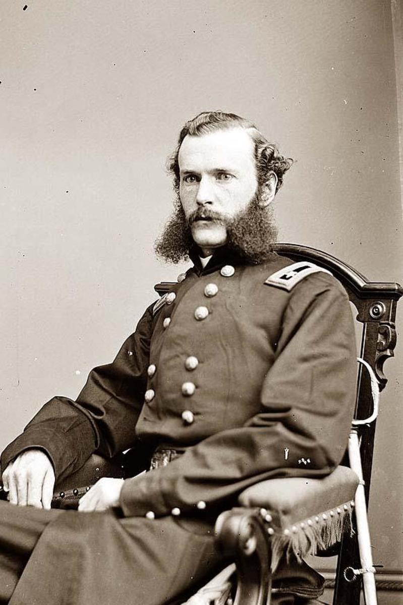 General Herron who led the two Missouri Divisions.
