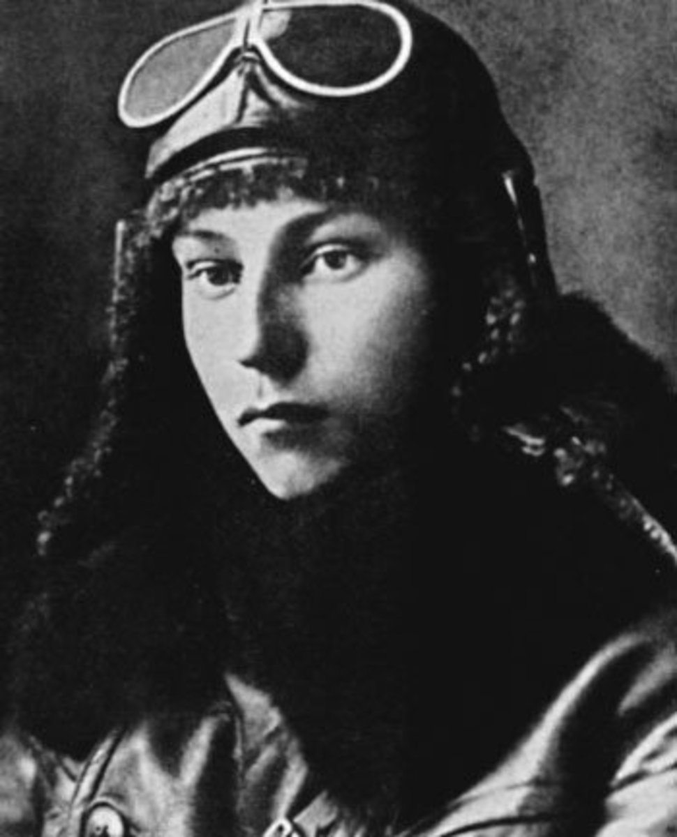 Alexander Pokryshkin in 1940 as a young pilot before the Great Patriotic War.