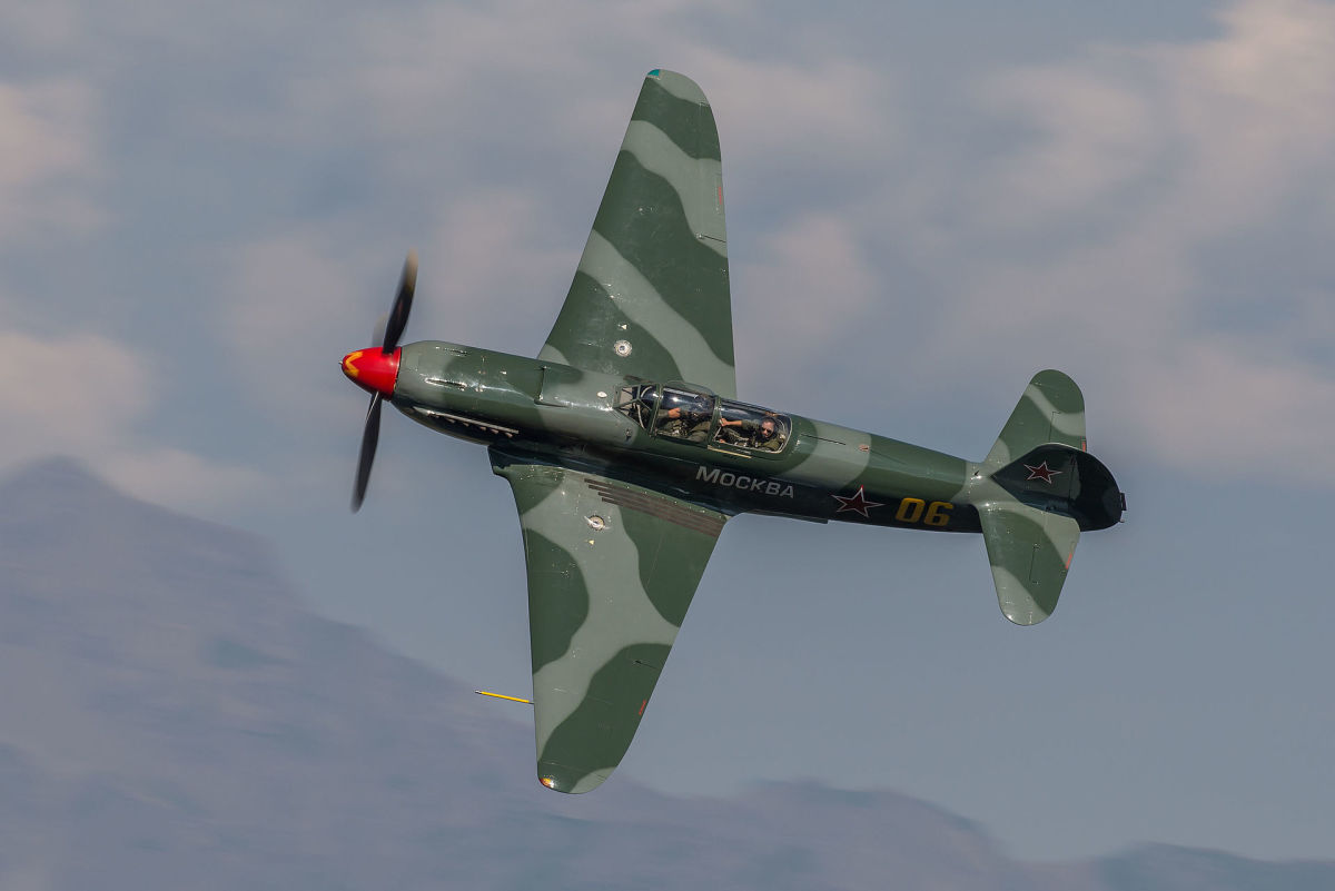 The Yakovlev  Yak-9 was a single engine fighter aircraft used by the Soviet Union in the Second World War. It was made of light-weight metals and considered the best Soviet fighter plane of the Second World War.