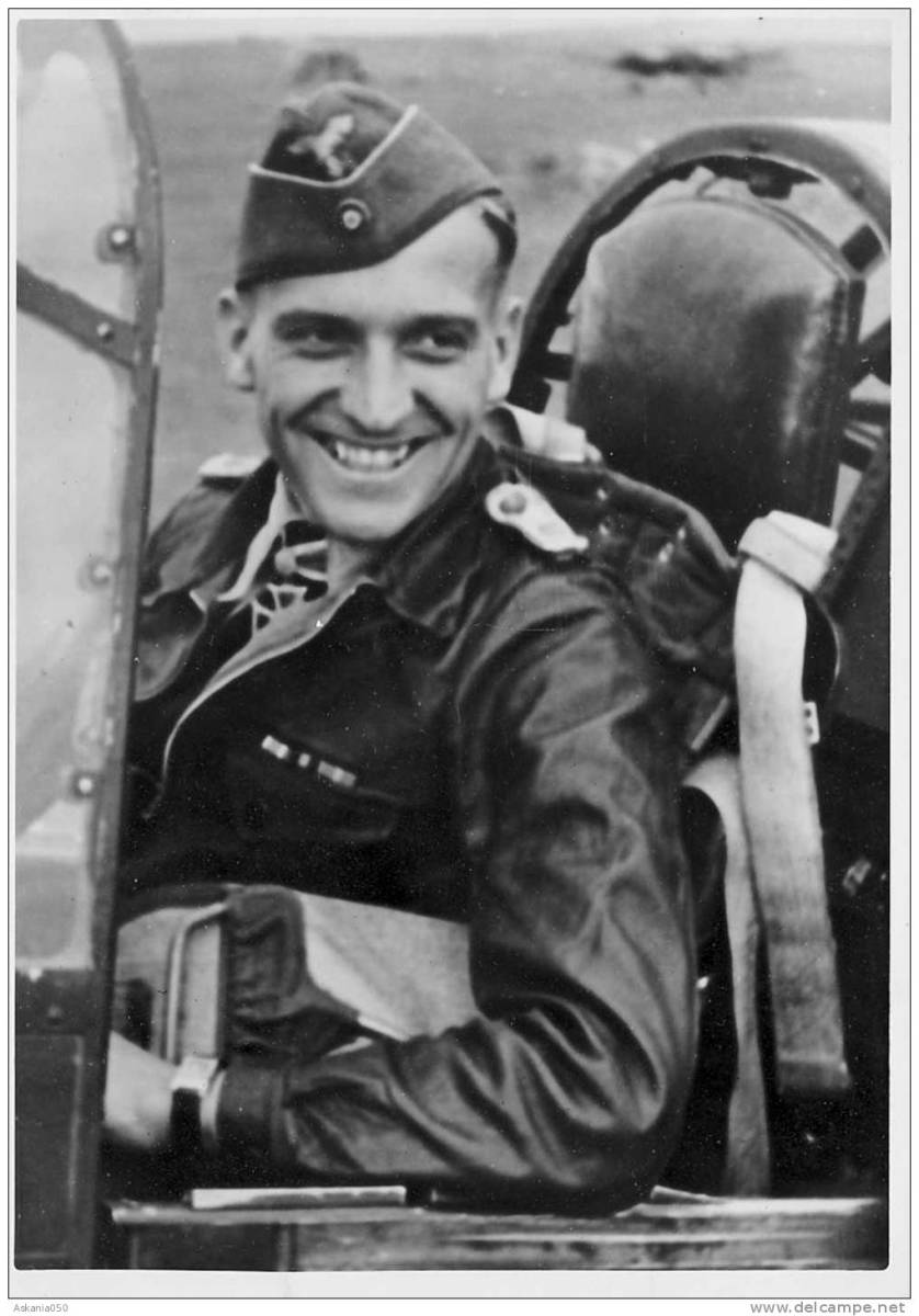 Hans-Ulrich Rudel  known as the Stuka Pilot flew exclusively on the Eastern Front credited with the destruction of 519 Soviet tanks, as well as a Soviet battleship near Leningrad.