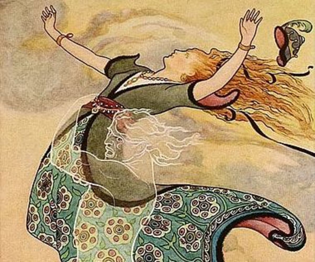 Illustration by Frank Pape