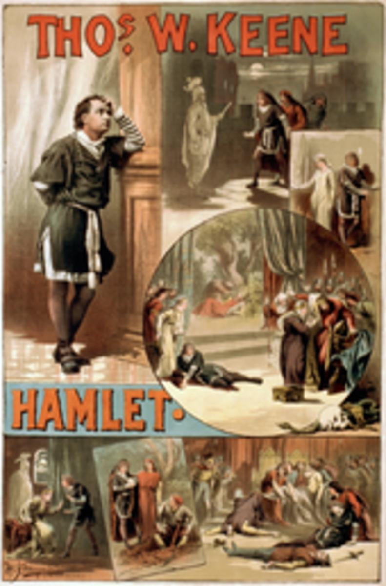 Scenes from Hamlet