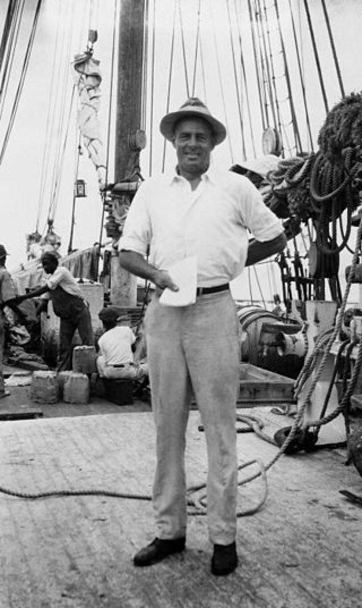 Captain William McCoy.