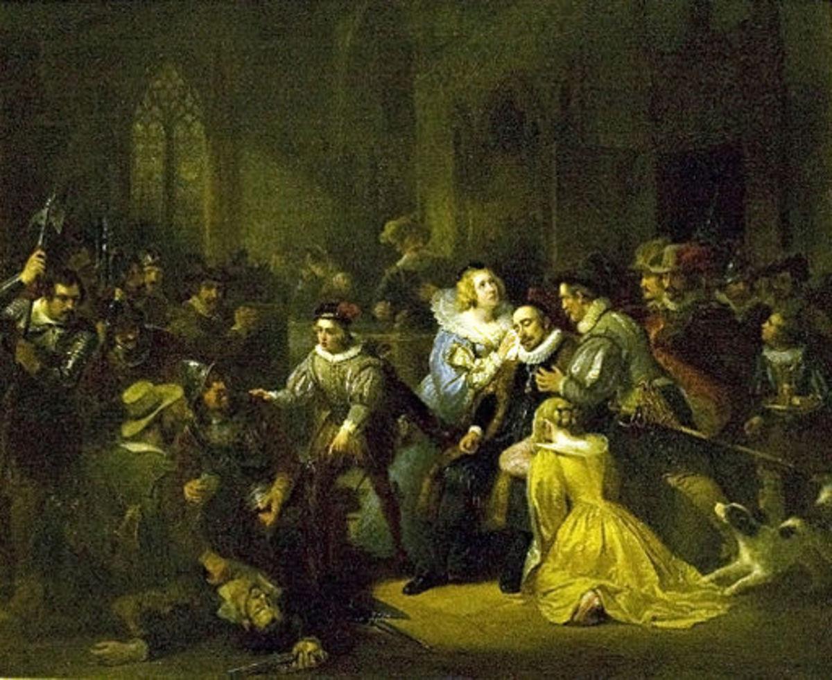 Murder Attempt Against William the Silent, 1582