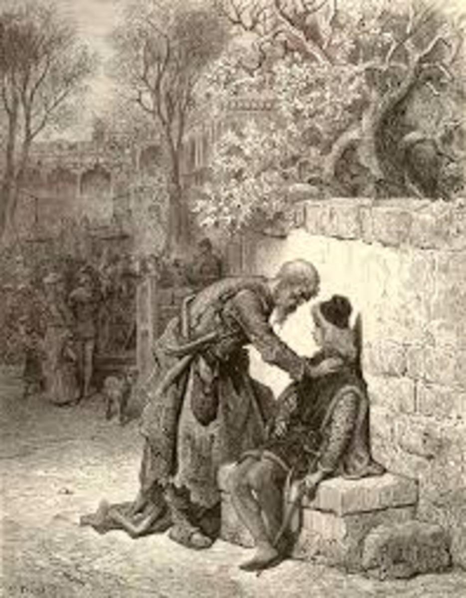 Coleridge and His Mariner