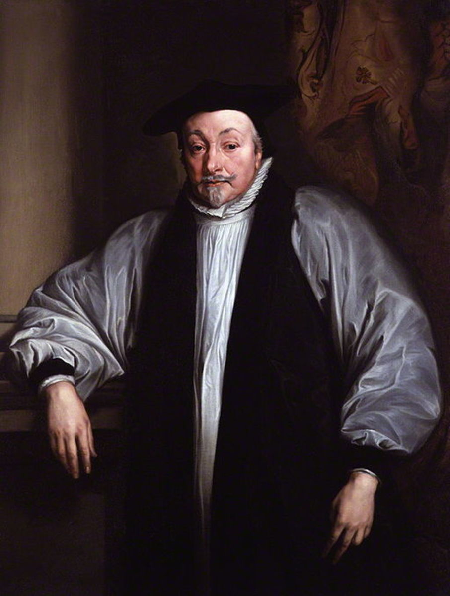 William Laud, Archbishop of Canterbury