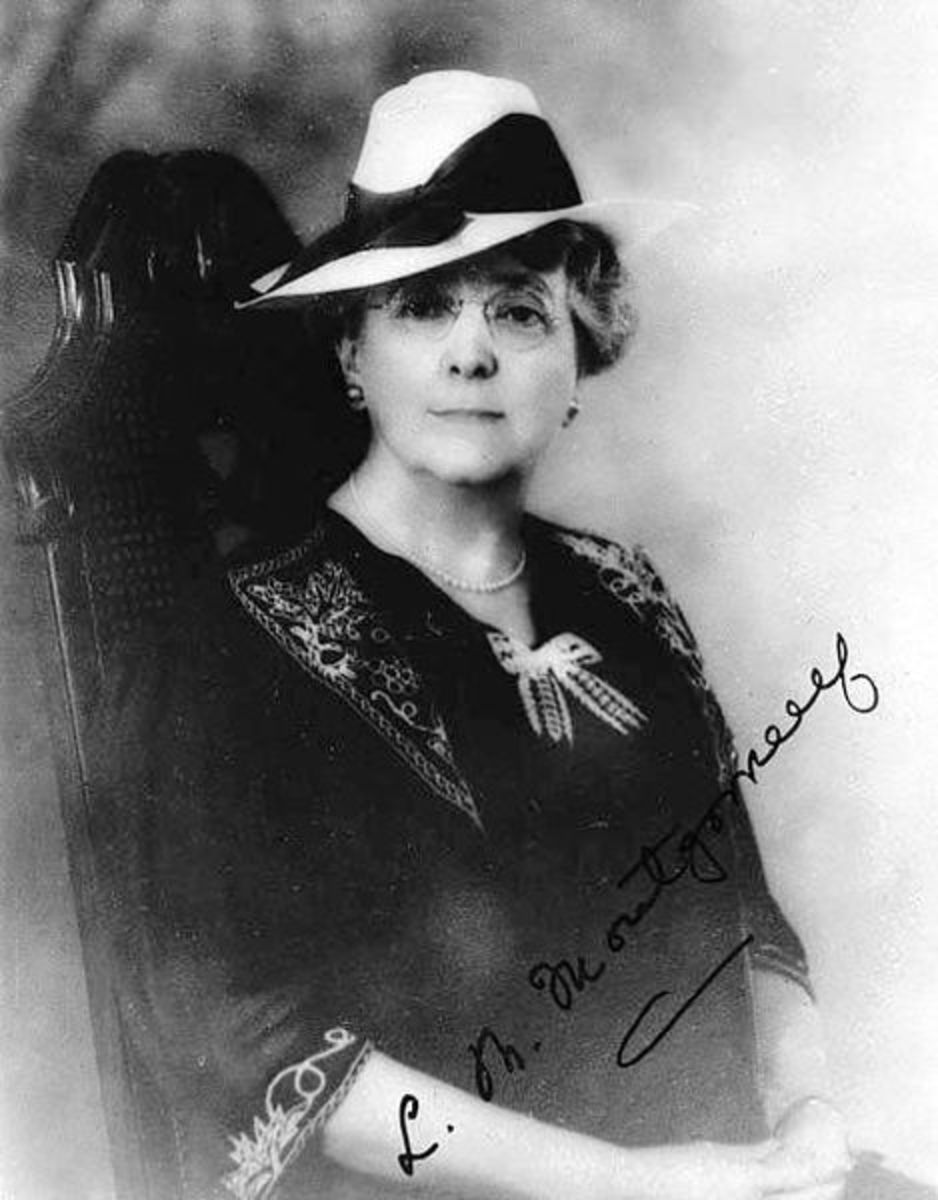 Maud in her later years.