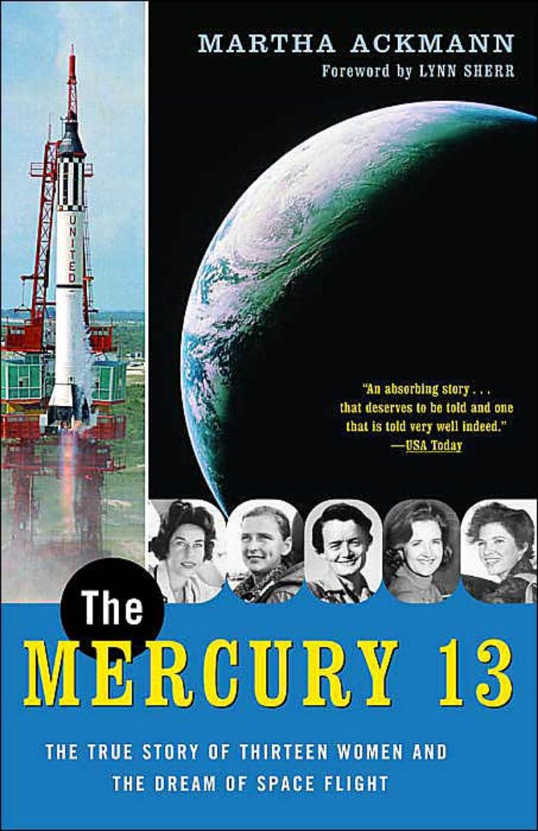 Mercury 13 book