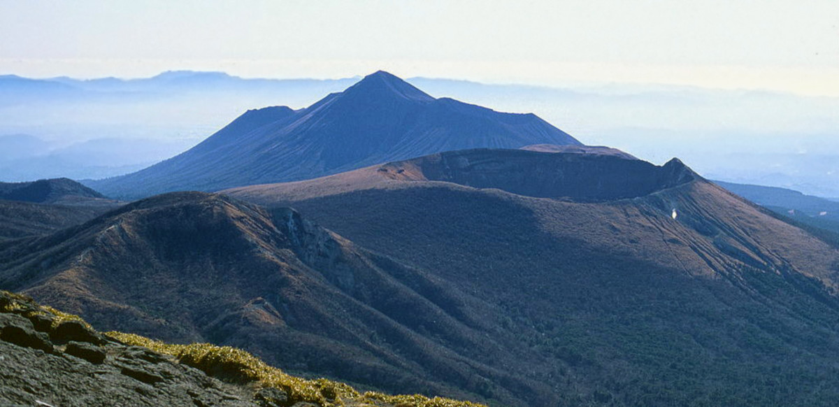 Like many other Japanese volcanoes, Mount Kirishima is a prominent location in Shintoism.