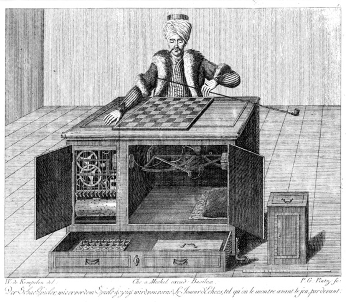 the-mechanical-turk-chess-player