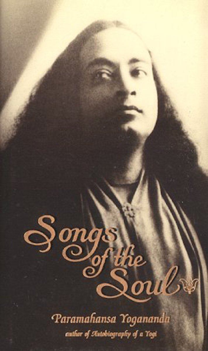 Songs of the Soul - Book Cover