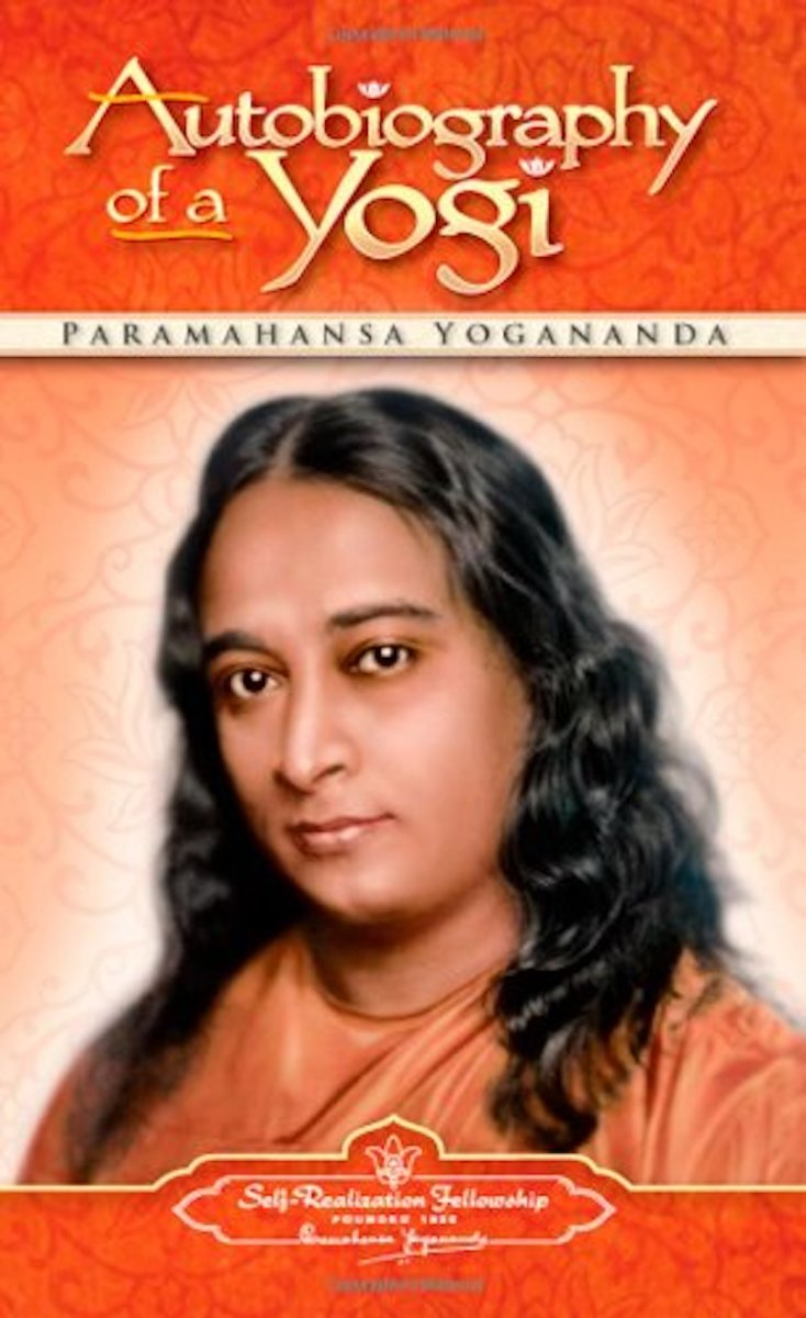 """George Harrison:  """" . . . I looked at the cover and Yogananda just zapped me with his eyes . . . """""""